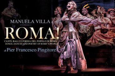 Teatro Salone Margherita – Manuela Villa – 24 marzo 2018, ore 21:00