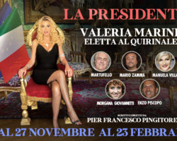 Teatro Salone Margherita – LA PRESIDENTE – 23 febbraio 2020